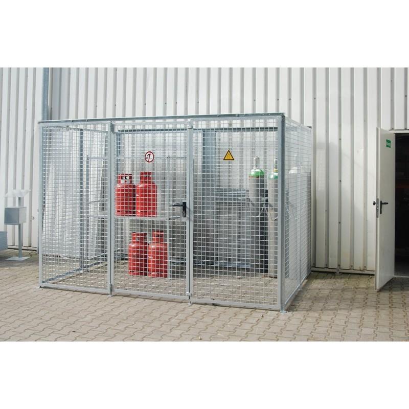 Box pour bouteilles à gaz GFC-M