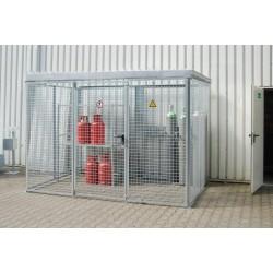 Box pour bouteilles à gaz GFC-M avec toit