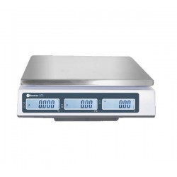 Balance poids prix de 6/15 à 15/30 kg XTI BAXTRAN