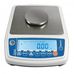 Balance de précision, capacité de 300 à 6000 g BAR BAXTRAN diam 80