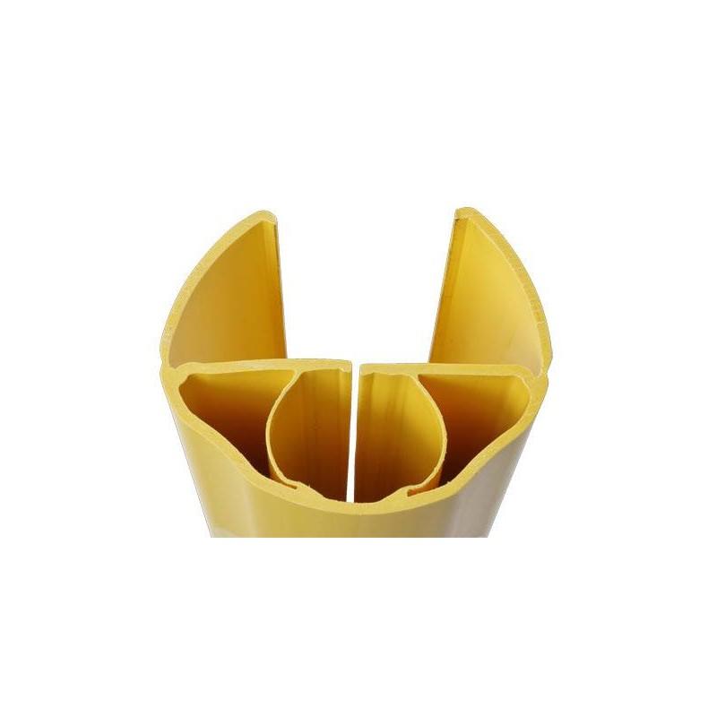 Protection pour rack hauteur 400 mm