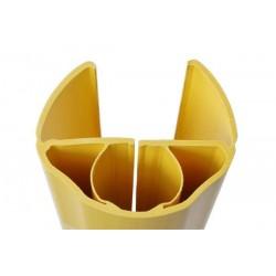 Protection pour rack hauteur 1000 mm