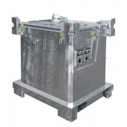 Bac pour déchets spécifiques type SAP