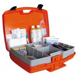 Malette de premier secours avec kit 3 personnes et plus