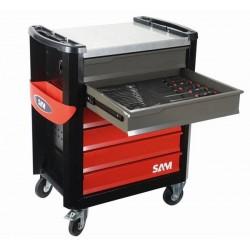 Servante 200 outils SAM Economique