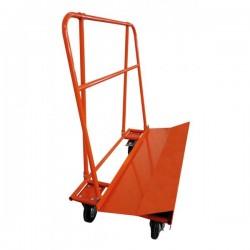 Chariot porte-panneaux, charge 500 kg