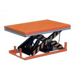 Table élévatrice électrique de 1000 à 4000 kg