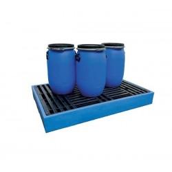 Plancher de rétention polyéthylène 150l