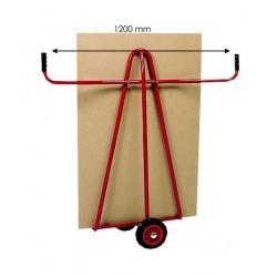 Chariot porte panneaux 300 kg