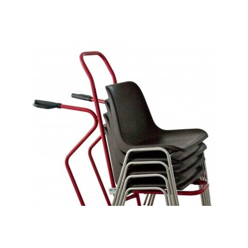 Diable porte-chaises 3 roues