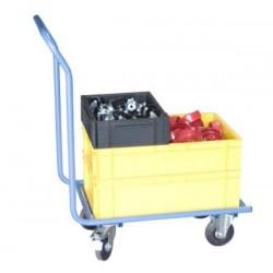 Chariot pour bacs plastiques 600x400 mm