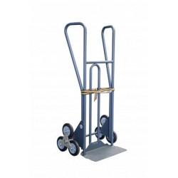 Diable roues étoiles pelle fixe 350 kg roue caoutchouc