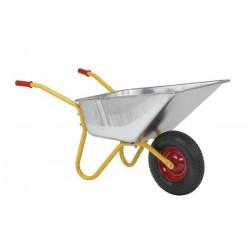 Brouette de jardin 110 l / 200 kg