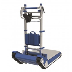 Diable escalier électrique avec chenille 420 kg