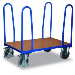 Chariot 4 arceaux latéraux